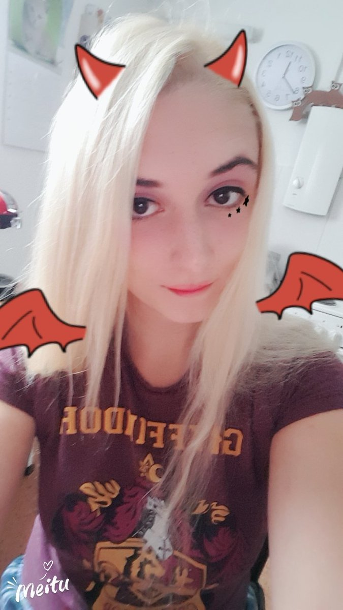 Cuteand devilish, the best of both worlds RT @JaquelinemEidel: ich mag Meitu  #Meitu #filter #Funny<br>http://pic.twitter.com/3oFw5JtbKJ