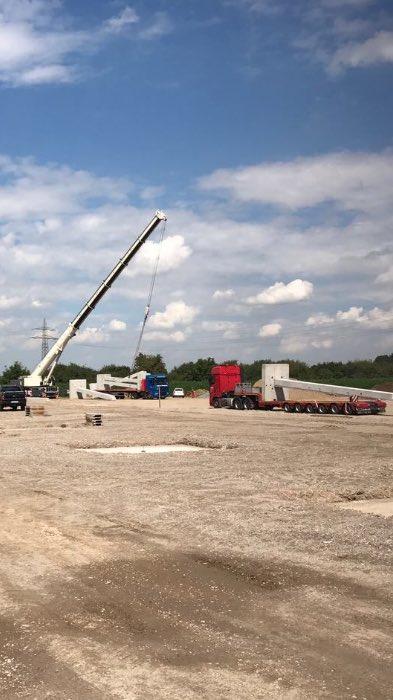 83c017fda16632 Onze nieuwbouw in Kempen eindelijk in volle gang! 18000 vierkante meter  bebouwd, 4 temperatuurzones, ruim 30 laaddocks. Klaar in Q2-2018!pic.twitter.com/  ...