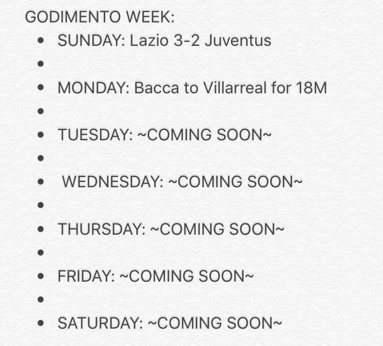 LOADING.. #Fassobelli madness week incoming..  #Milan #Fassone #Mirabelli #Bacca #Kalinic #Aubameyang #Aubameback #Murgia #weareateam<br>http://pic.twitter.com/Yc4jRdiSaB