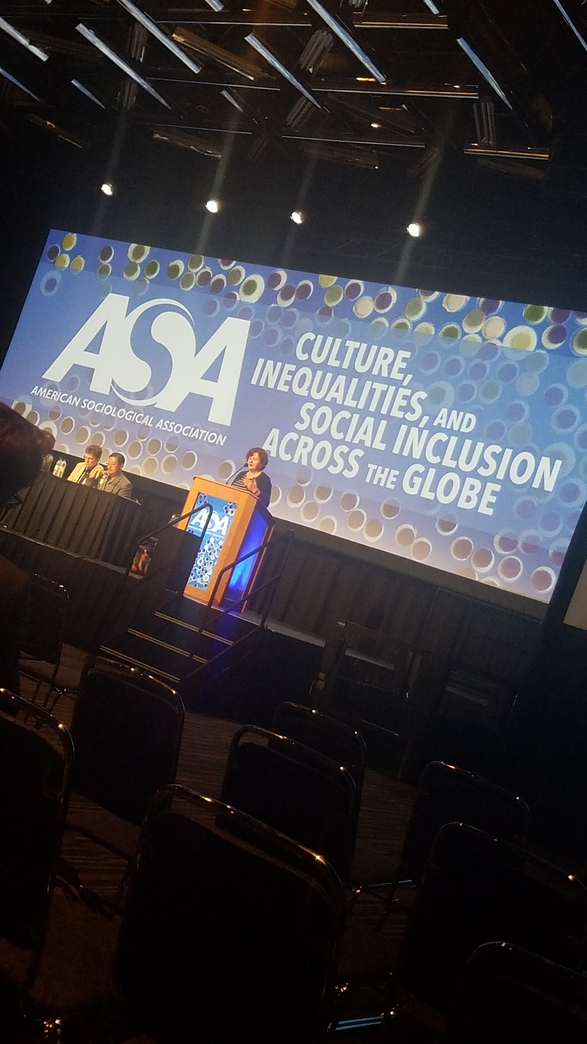 Thumbnail for #ASA17 diversity convo