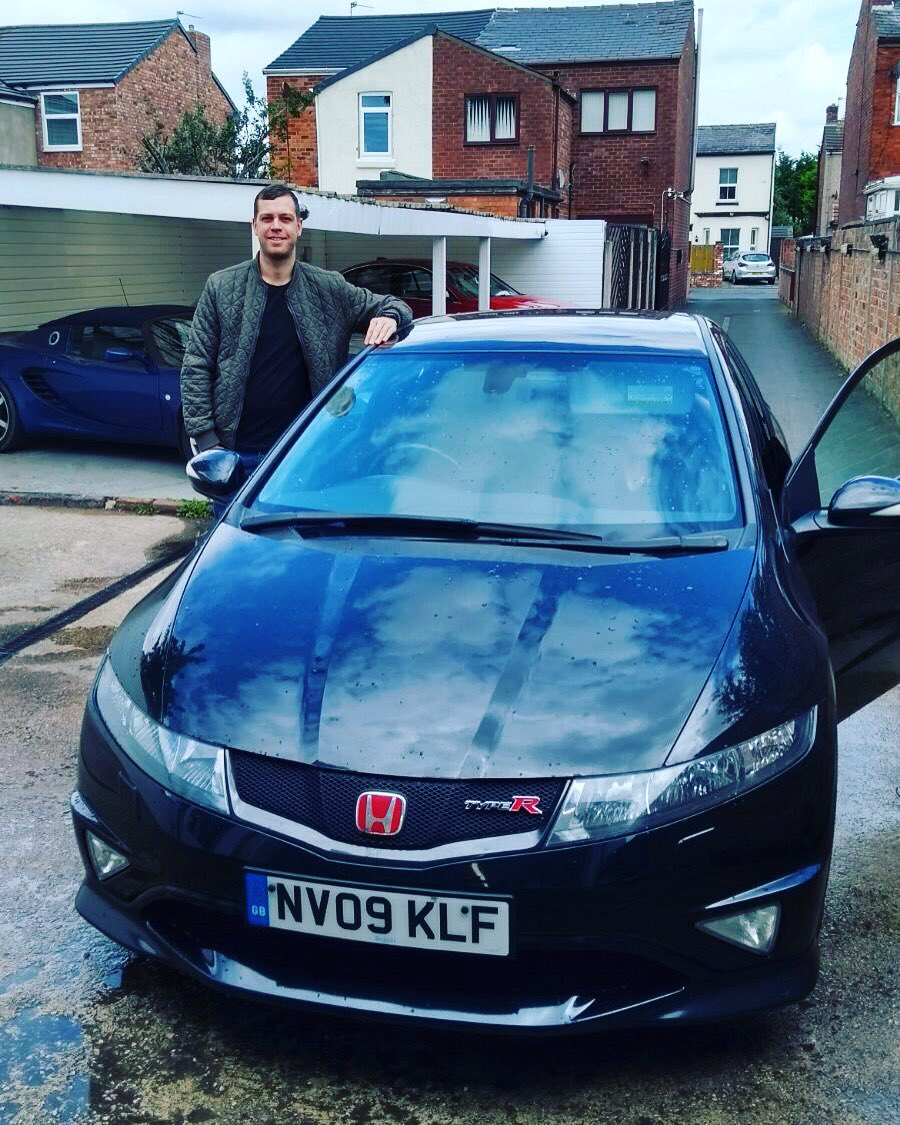 Liam Ratcliffe collecting his new Honda Civic! Thanks for the business Liam! #Liam #Honda #Civic #southport #usedcarssouthport #summer #2017<br>http://pic.twitter.com/cNRZVmAUSg
