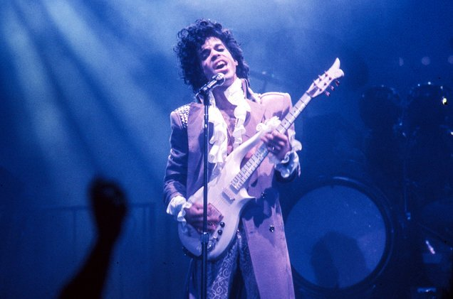 Prince finally gets his own purple Pantone color and it's called 'Love Symbol #2' https://t.co/HyqVH2RFe3