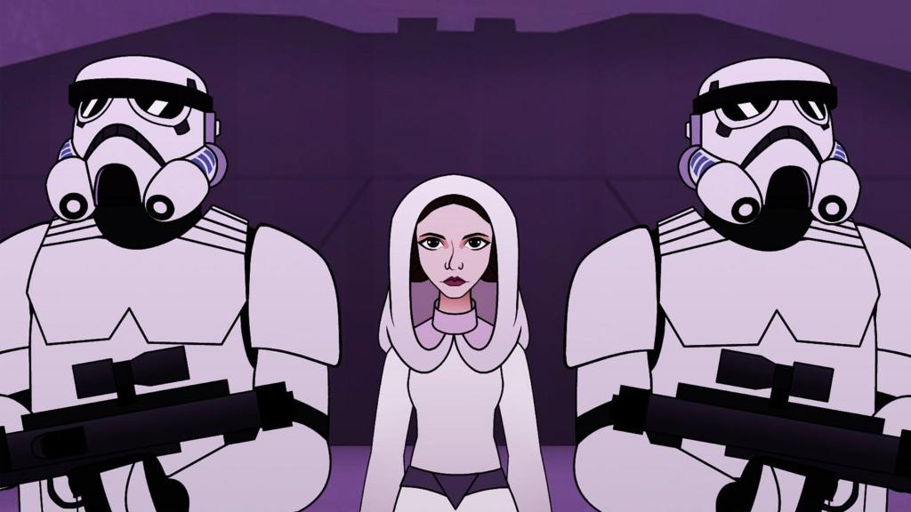 10 great quotes from #ForcesOfDestiny. https://t.co/NMR702seJE https://t.co/MOW8EcM0Rd