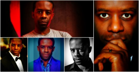 Happy Birthday to Adrian Lester (born 14 August 1968)