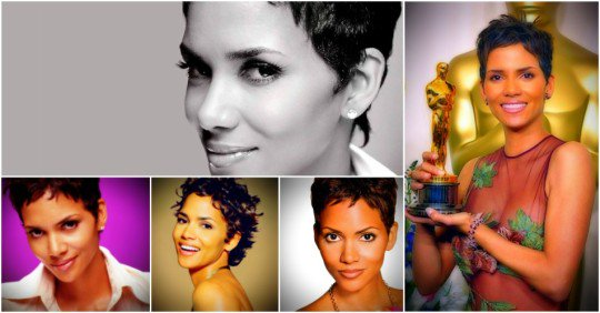 Happy Birthday to Halle Berry (born August 14, 1966)