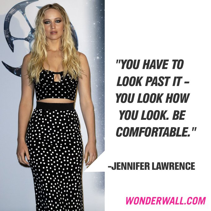 Happy Birthday to Jennifer Lawrence!