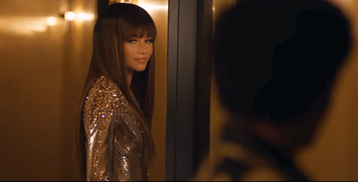 Bruno Mars - Versace On The Floor Music Video Starring Zendaya 6