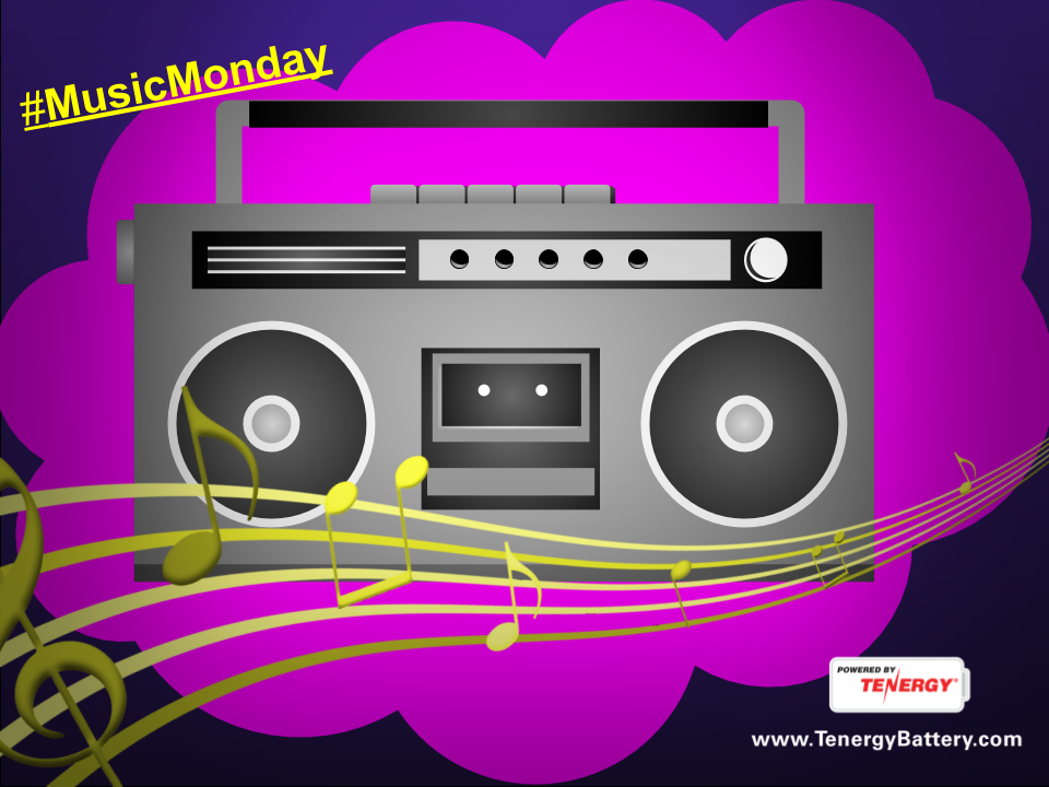 #MusicMonday Keep the music playing on and charge on. https://t.co/MhIFJwt3aQ