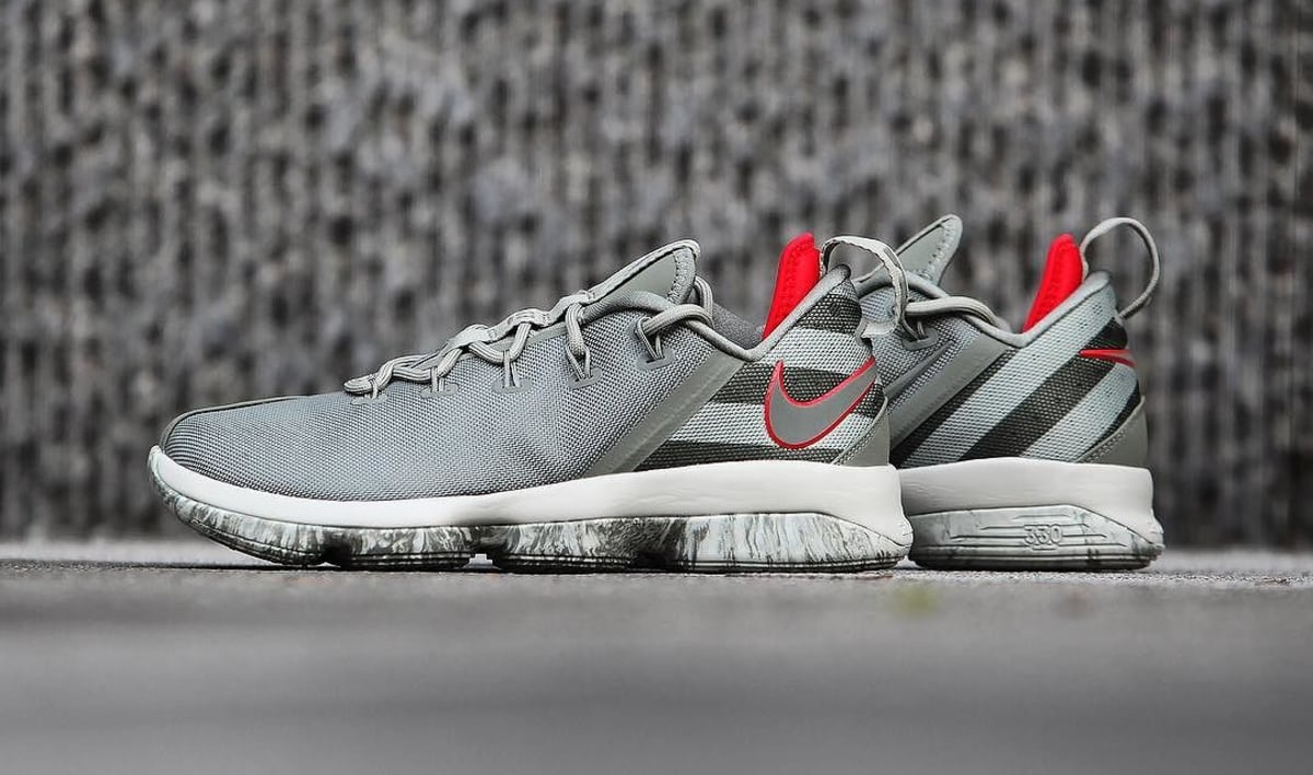 a9567e985bf a new look for the nike lebron 14 low