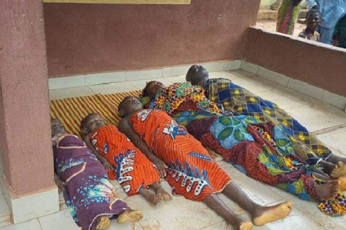 A family of five was, on Monday, confirmed dead over supposed food poison in Ndieke Umuatuegwu village of Okija in Ihiala Local Government Area, Anambra State.