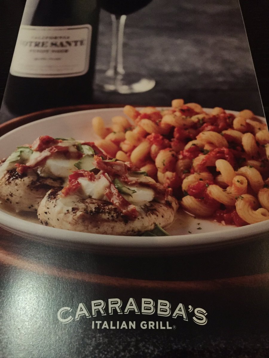 Come join us at Carrabba&#39;s. All this week we will be having a fundraiser. 10% goes back to the football  team. #TrojanPride #EARN #EAT<br>http://pic.twitter.com/DJJLTjQraE
