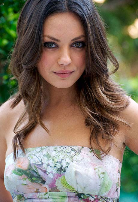 Happy 34th Birthday to Mila Kunis