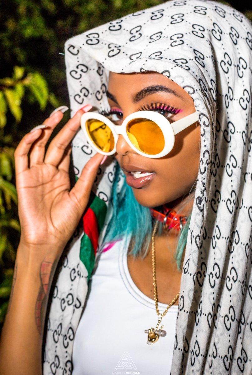 Aaliyah White Leahxlenea Twitter