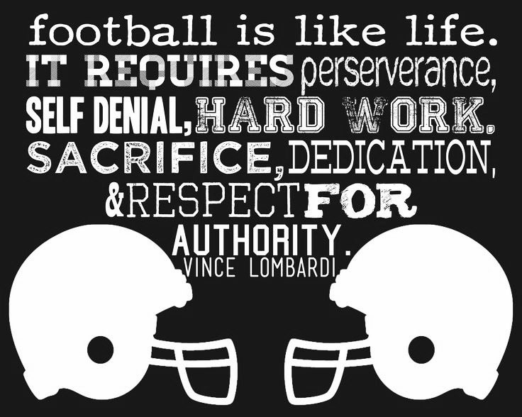 Football is like life. • #MotivationMonday #VinceLombardi #football #quote #smhsfb #smhsfootball #goknights<br>http://pic.twitter.com/GQ9pry4F7l