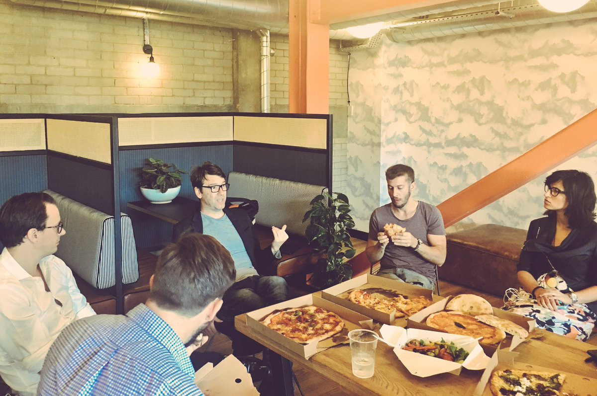 Carb + learning-loading @WeWorkUK #londonfields w fantastic #jozefwallis @booxscale juicy insights in2 #ops @Crowdcube #venture #growth %<br>http://pic.twitter.com/h3MF8eQHhN