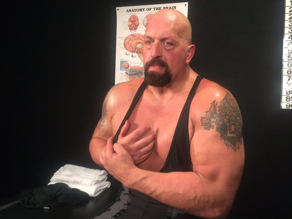 The Big Show Paul Wight On Twitter Dont You Ever Forget Who I Am SummerSlam