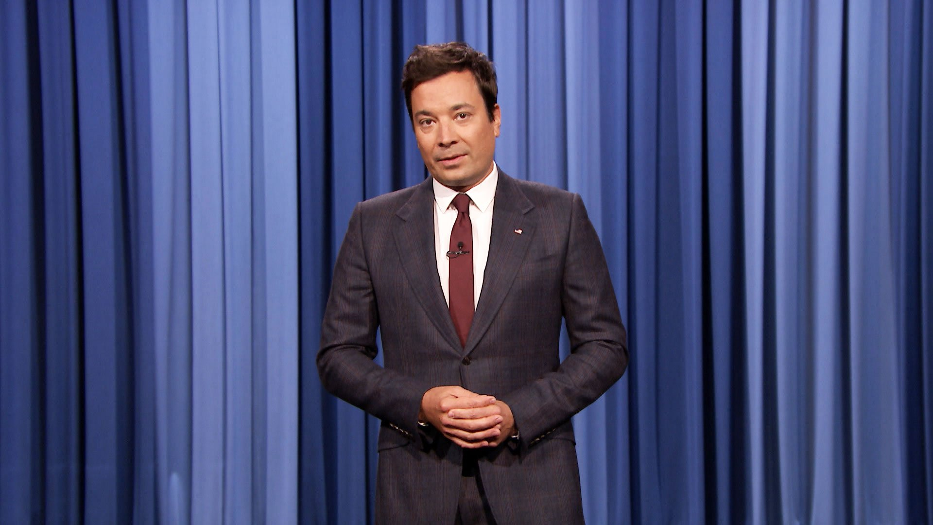 RT @FallonTonight: Jimmy takes a moment at the start of the show to address the events in #Charlottesville https://t.co/gCvv1OM8gq