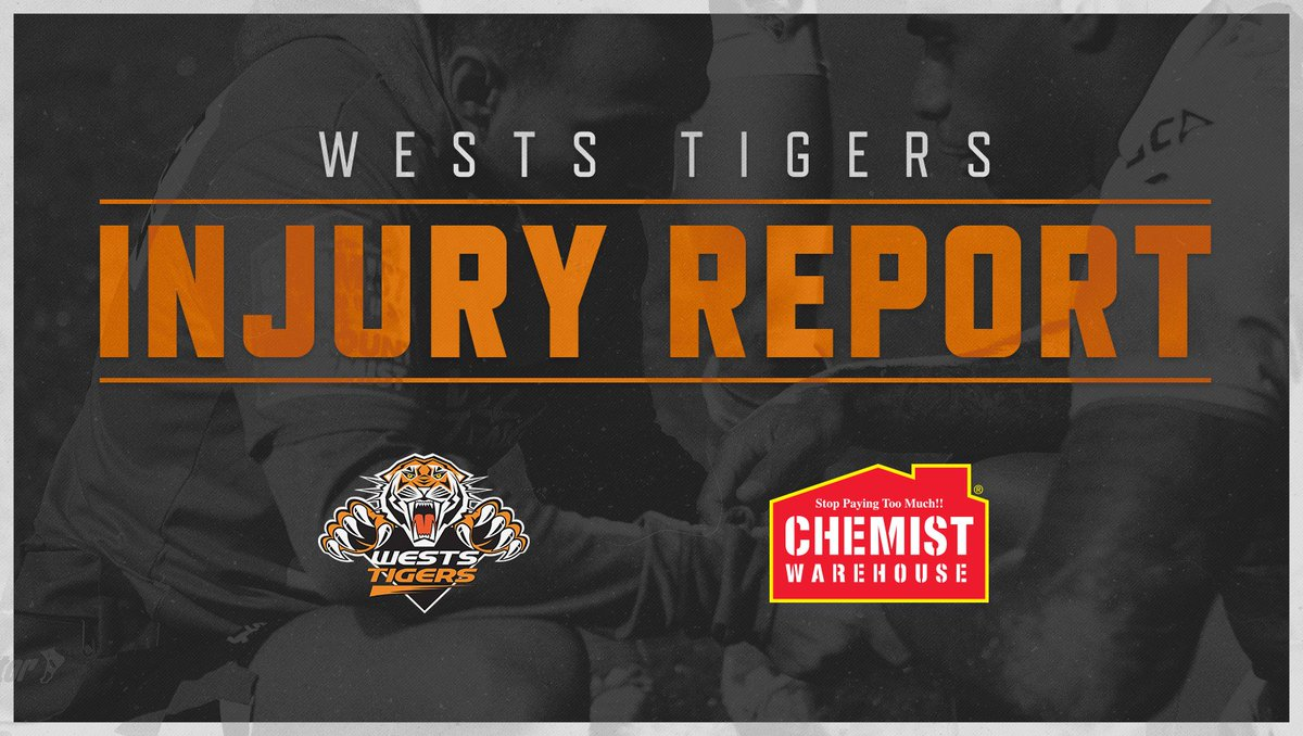 See all the latest injury news in our Round 24 Chemist Warehouse Injur...