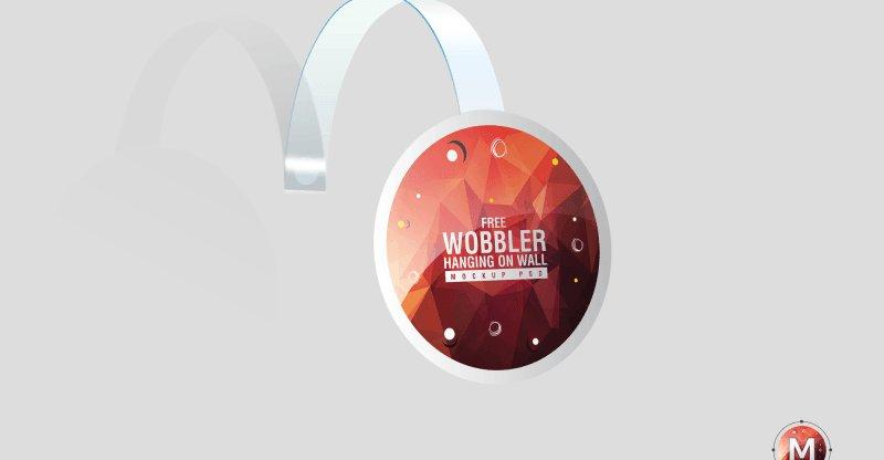 Wobbler Hanging #Mockup  http://www. justmockups.co/2017/08/wobble r-hanging-on-wall-mockup.html &nbsp; …  #wobbler #wallart <br>http://pic.twitter.com/fvp8qsR3nB