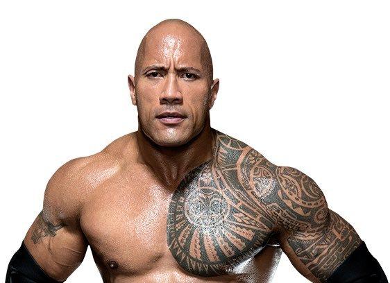 Avete visto il nuovo tatuaggio di The Rock? | Instagram Tendenze