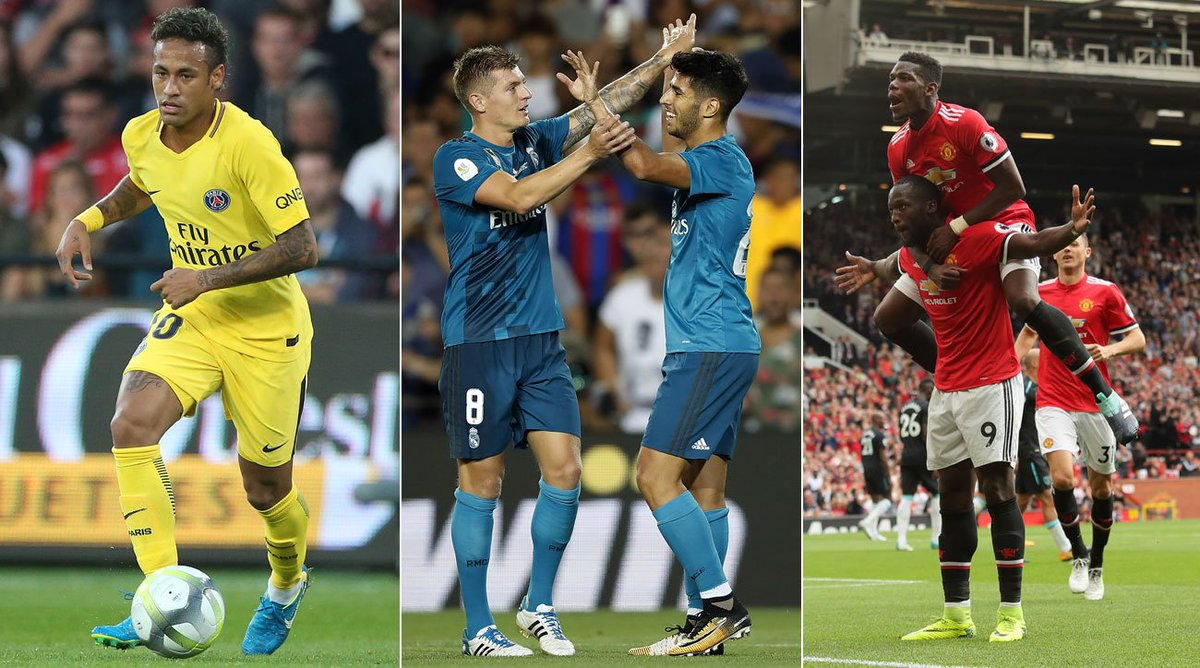 Who were the big winners from the first mega-action European weekend of the new season? (by @AviCreditor) https://t.co/Ovn7Qb5iX9