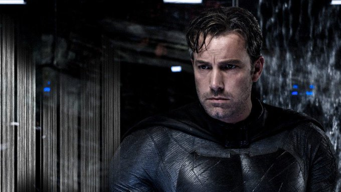 Happy 45th Birthday to Ben Affleck, Batman!  Sincerely,  your overworked Butler and companion Alfred