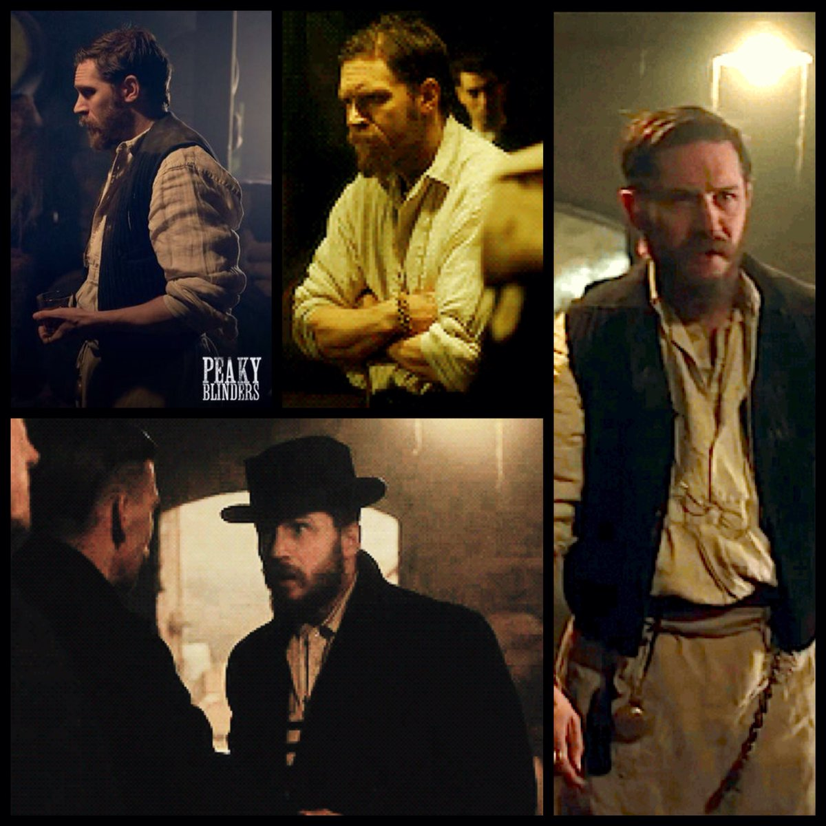 Alfie Solomons Can&#39;t wait to see you! #TomHardy #PeakyBlinders<br>http://pic.twitter.com/2c9ifG13y9