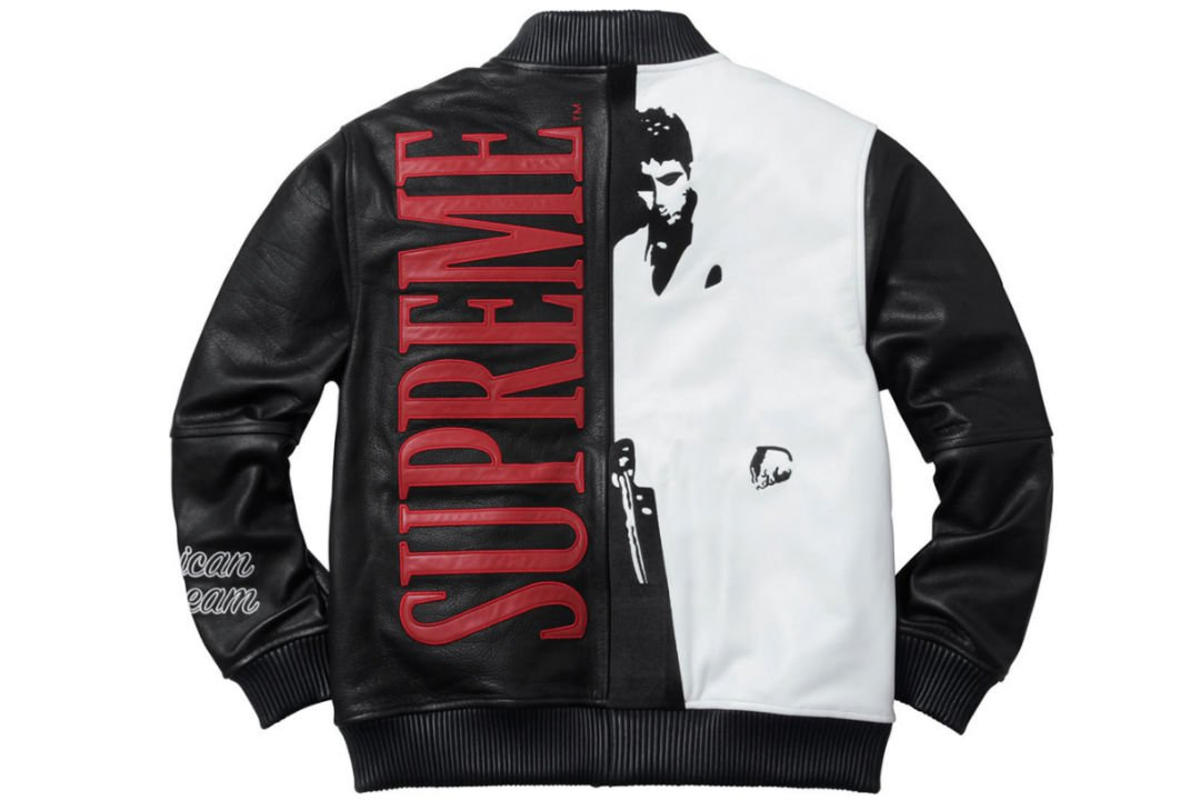 RT XXL: Supreme&#39;s releasing a 'Scarface'-inspired capsule collection  http:// trib.al/6F36j1m  &nbsp;   <br>http://pic.twitter.com/vRWe2d69t8 #KenMaddSkillz #Loud…