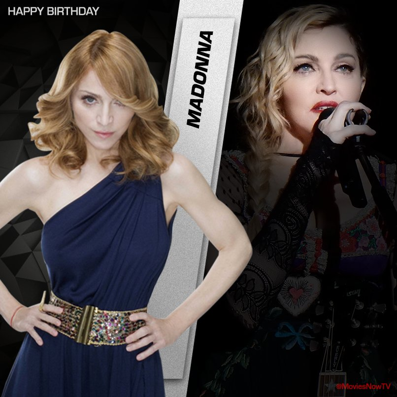"""#HappyBirthday @Madonna! """"A lot of people are afraid to say what they want. That&#39;s why they don&#39;t get what they want.""""<br>http://pic.twitter.com/VI68ibc3LB"""