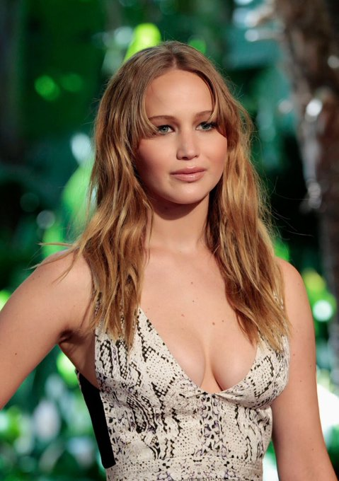 Happy Birthday to Jennifer Lawrence she turns 27 today