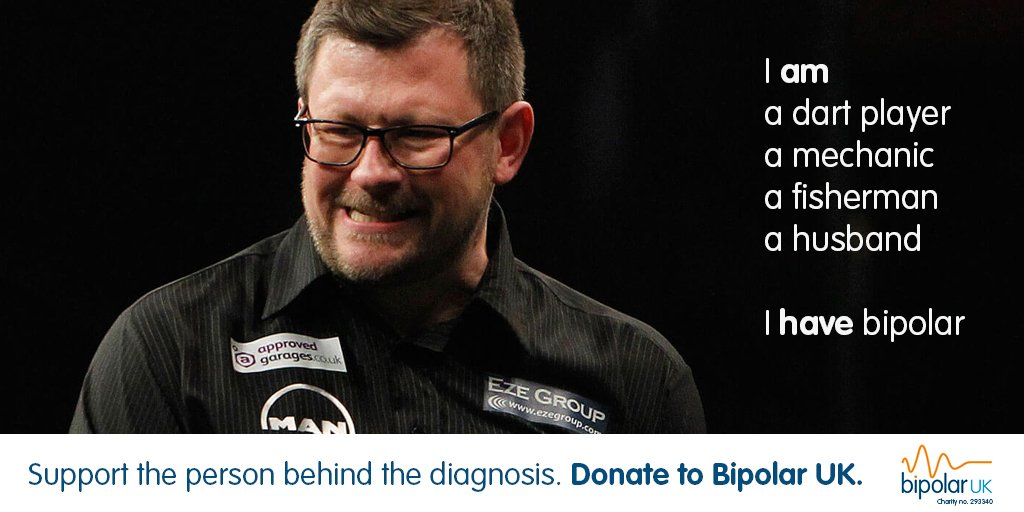 #Iam behind the new campaign with @JamesWade180 and @BipolarUK. Are you? https://t.co/wh8ayKrW4M https://t.co/dCCbZfYmG2