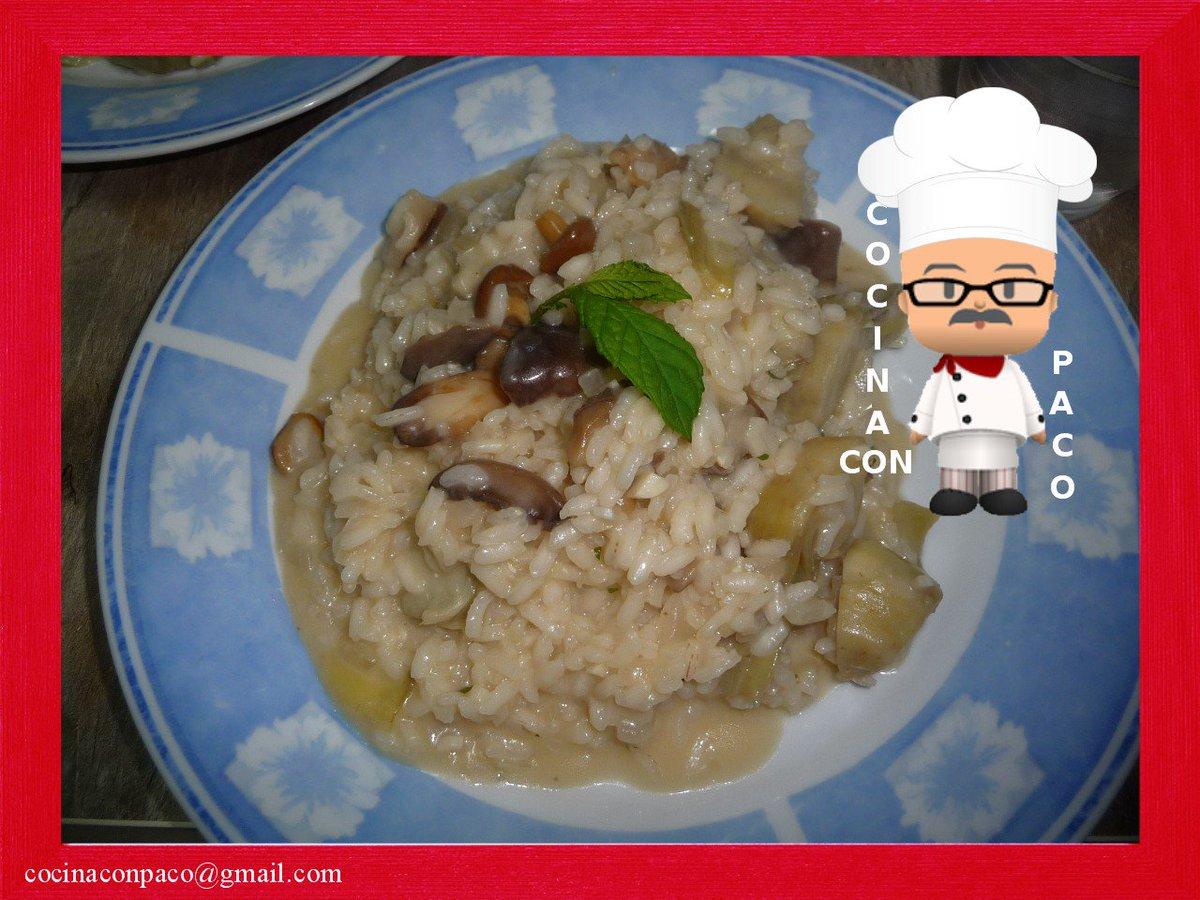 Cocina con paco cocinaconpaco twitter - Cocina con paco ...