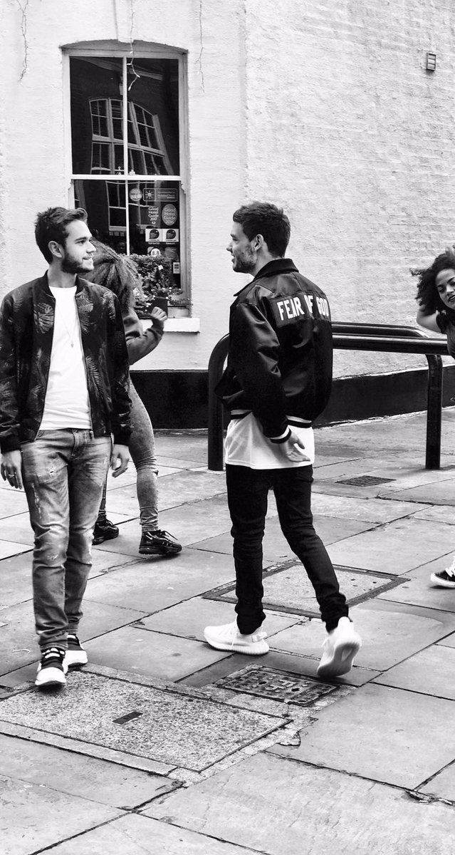 Running around London again today with @zedd 😂 Video coming soon...