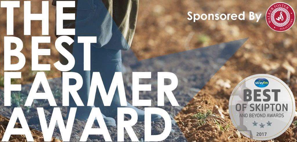 We&#39;re #sponsoring the #BestFarmer catagory at the @StrayFM #Skipton and Beyond awards. Are you nominating anyone?  http://www. walkerfoster.com  &nbsp;  <br>http://pic.twitter.com/TcyTYpbGyV
