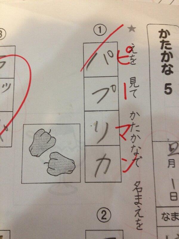 ある意味合ってる?このテストの解答間違ってるけど正解でもよくない?www