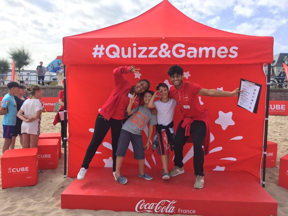 unis-cité Coca-Cola France and Family u0026 Compagnie & Family u0026 Compagnie (@FamilyCompagnie) | Twitter