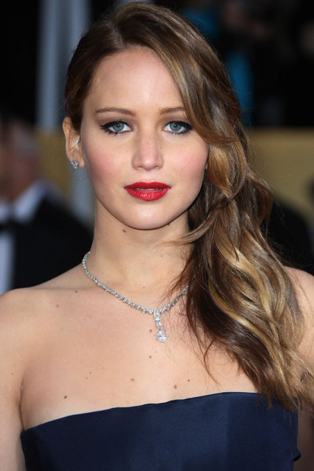 Happy Birthday, Jennifer Lawrence! Born 15 August 1990 in Indian Hills, Kentucky