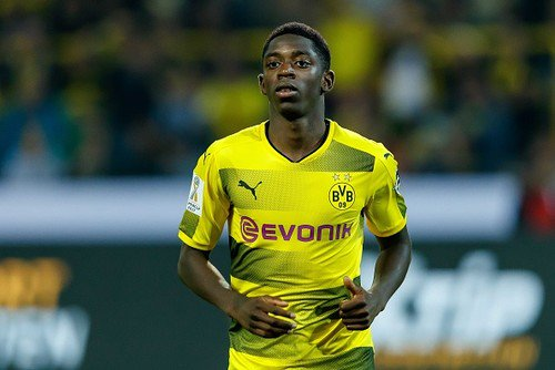 #Borussia have decided to extend Dembele's suspension until further notice as he continues to be unsettled by interest from Barcelona.  <br>http://pic.twitter.com/YctmJedMmo