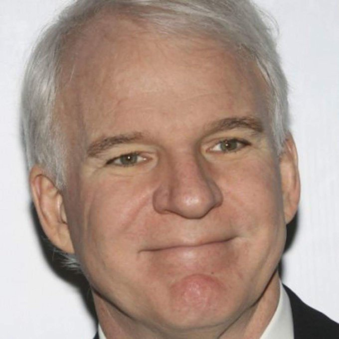This wild and crazy guy turns 72 today! Happy birthday, Steve Martin!