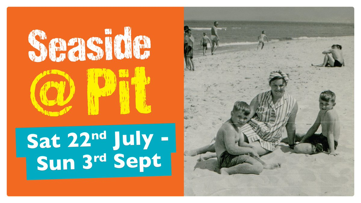 Seaside @ Pit: A Summer of Fun at the @NCMME until Sunday 3rd September  https:// letsgowiththechildren.co.uk/places-to-go/n ational-coal-mining-museum-for-england/#schoolholidays &nbsp; …  #summer #westyorkshire <br>http://pic.twitter.com/vWfrjXcUtM