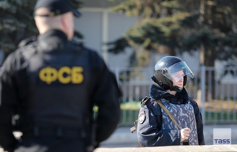 Russia's FSB prevents sabotage activities in Crimea https://t.co/Sxdkd9RLF0