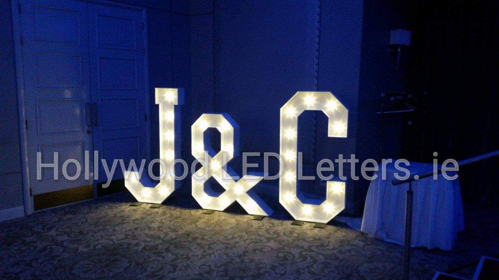 #yournameinlights #weddings #hire 5ft high #hollywoodledletters @CharlevillePark #yournameinlights #events #lightupletterscork #Cork <br>http://pic.twitter.com/6OP5ez10Sv