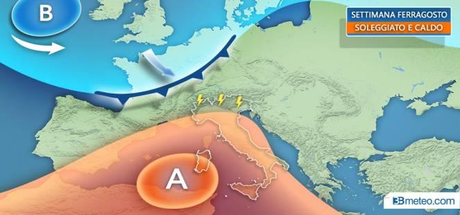 Previsioni #meteo per questo #16Agosto https://t.co/Av5Q0JHrdx https:/...