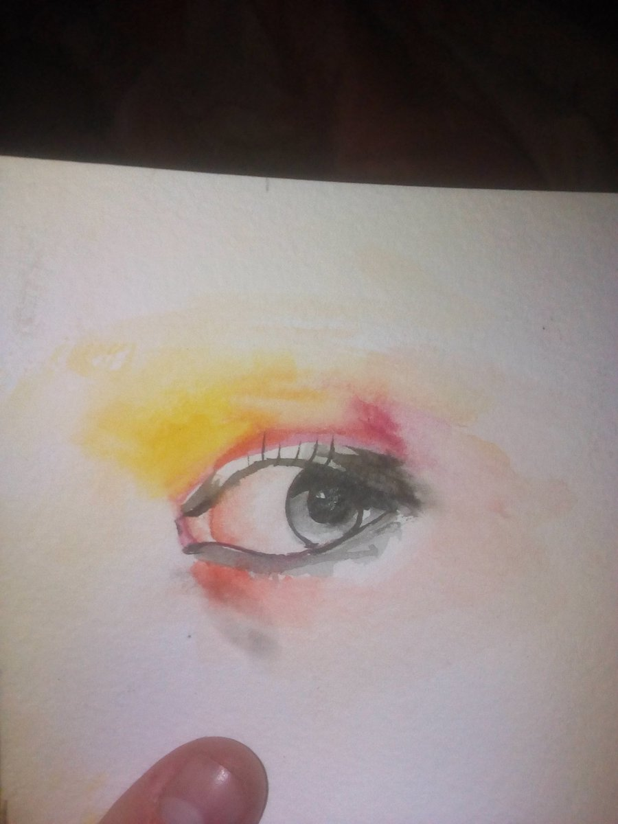 татуаж на выпуклых глазах фото