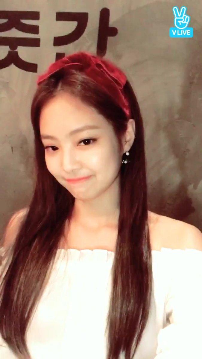 Jennie is so cute~ #BLACKPINK · #JENNIE #BLINKpic.twitter.com/wlzW5fRP8D