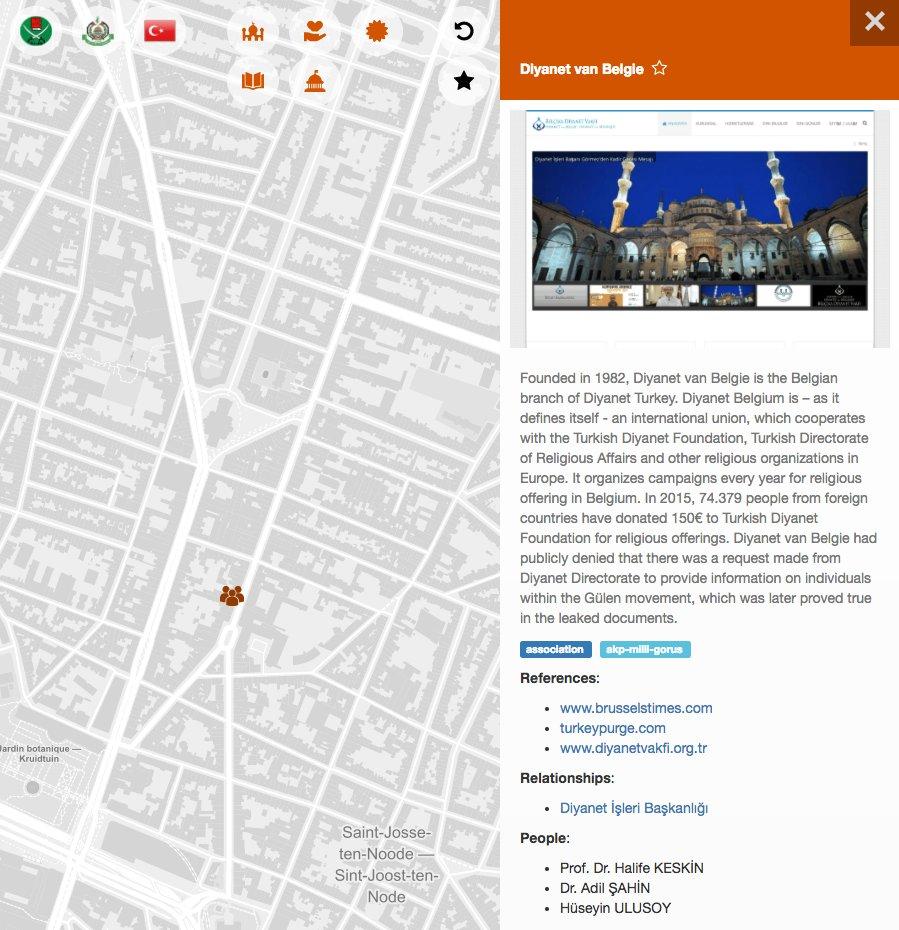 ADDED: Diyanet van Belgie:  https:// islamism-map.com/#!/DB  &nbsp;    #AKP #Erdogan #Islamism #Belgium #Belgique <br>http://pic.twitter.com/J7NpAtp9kS