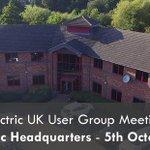 We only have two spaces left at our UK User Group Meeting. If you're interested in attending the Vectric HQ BOOK NOW https://t.co/nk6zA8u7Qb