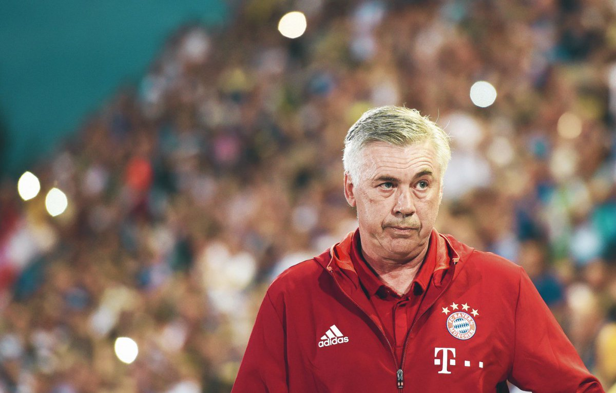 #Ancelotti will be under observation, with particular emphasis on how well he does in @ChampionsLeague - that is the view of Oliver Kahn<br>http://pic.twitter.com/EefTo6ObdM