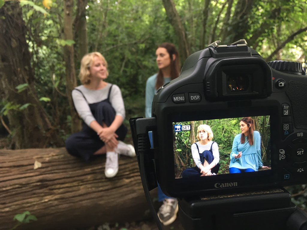 Great morning shoot with @alicemerivale and @catrionamcfeely #showreel #actorslife #actors #rcssd #cssd #alumni #casting #filming<br>http://pic.twitter.com/9AxRTivxZW