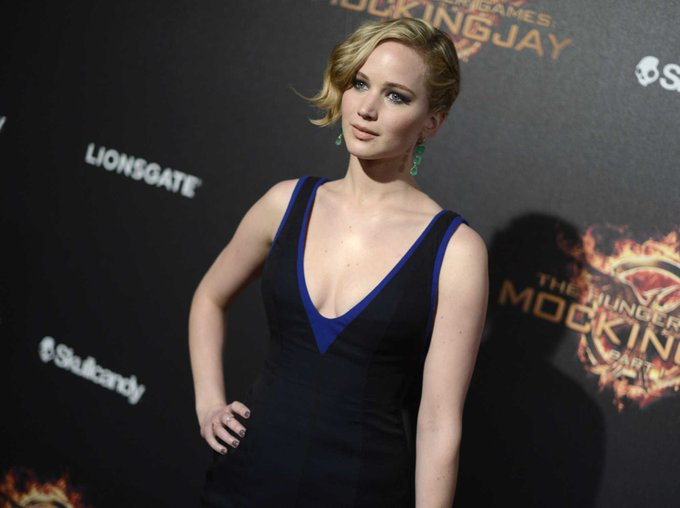 Happy Birthday, Jennifer Lawrence! See photos of the Oscar winner, who turns 27 today
